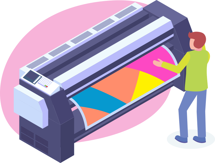 Servicios de impresión digital y artes gráficas